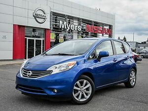 2014 Nissan Versa SL, INTELLIGENT KEY, BACK UP CAMERA, NAVIGATIO