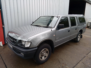 REQUIRES MOTOR REPLACEMENT 01 Rodeo RWD V6 auto Port Macquarie Port Macquarie City Preview