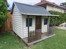 Cubby house kids play house cubbyhouse Kirrawee Sutherland Area Preview
