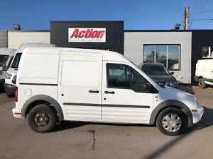 2013 Ford Transit Connect Shelving and safety partition