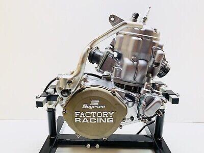 Honda CR500 CR 500 Engine Motor Complete Rebuilt Bottom Top End Vertex 89-01