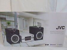 JVC UX-D457S Wireless DAB Hi-Fi with Valve Amp technology