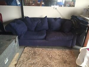 FREE - 3 seater couch / sofa bed Broadford Mitchell Area Preview