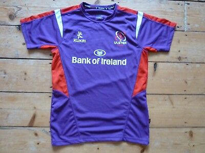Ulster Rugby Hemd Maroc Heimspiel-Trikot Medium Rugby Trikot Nordirland