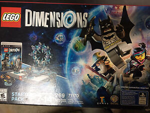 Lego dimensions starter pack - Game and base only