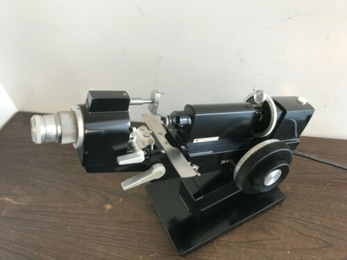 American Optical Lensometer, model 12603. Excellent condition.