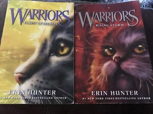Warriors books