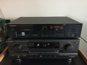 PIONEER 6 DISK CD PLAYER PD-M455