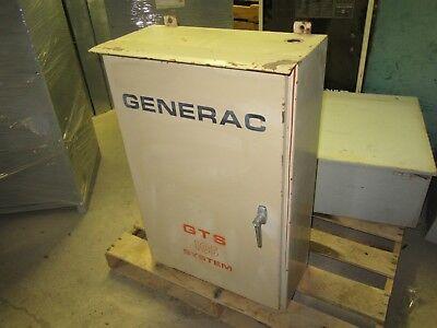Generac Ats Automatic Transfer Switch Gts105 0155-1 105a 120208v 60hz Warranty
