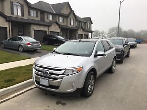 2013 Ford Edge SEL with Extended Warranty