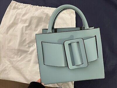 NWT boyy bag bobby 23 tiffany blue with strap