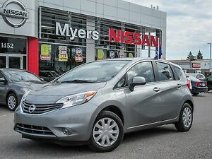2014 Nissan Versa SV, STANDARD, BACK UP CAMERA