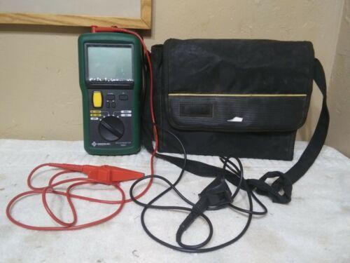 Greenlee Digital Megohmmeter 5880 Insulation Tester. EUC