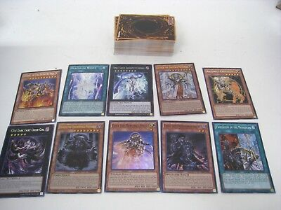 Lot of 100 Yu-Gi-Oh Cards Yugioh Collection Good condition