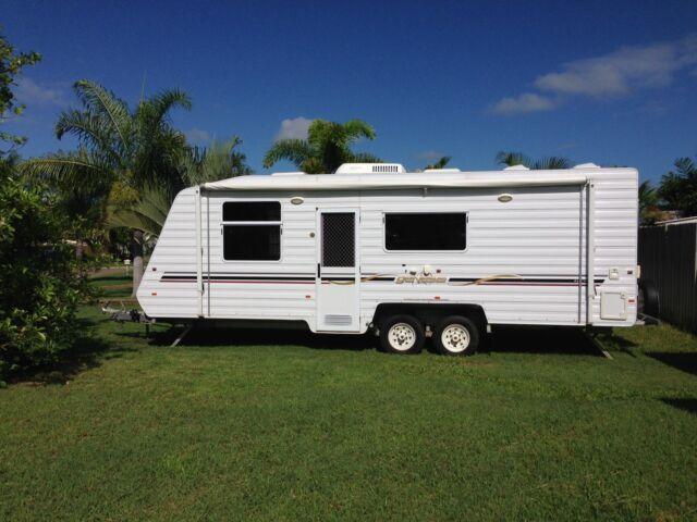 Creative Goldstream Explorer Caravan  Used Caravans For Sale  Used RV39s