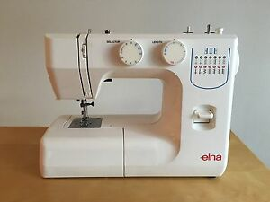 Elna 1000 Sewing Machine Miranda Sutherland Area Preview