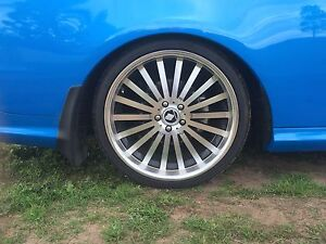 """20"""" Ford Falcon SANGRE wheels Singleton Singleton Area Preview"""