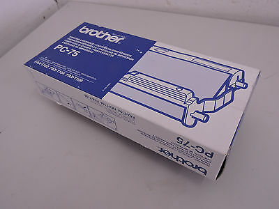 Brother PC-75 printing cartridge for FAX T102 T104 T106  gebraucht kaufen  Versand nach Germany