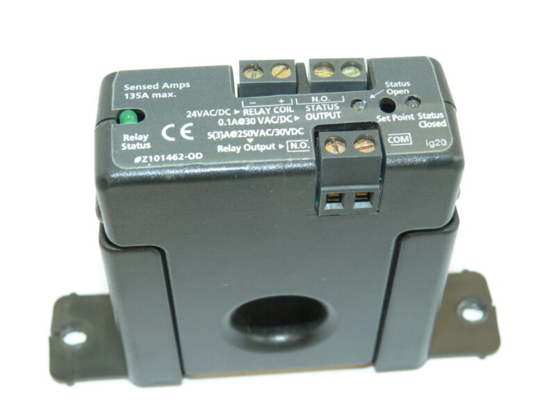 Hawkeye 735 Current Sensor Relay Used