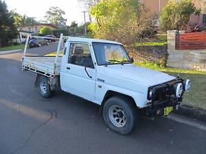 1992 Daihatsu Rocky F77 Ute Farmborough Heights Wollongong Area Preview