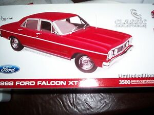 Ford Falcon XT GT, 1968, 1:18 Scale, model Flagstaff Hill Morphett Vale Area Preview