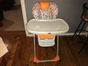 Chicco high chair Wagga Wagga Wagga Wagga City Preview