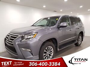 2016 Lexus GX 460 4x4|CAM|Leather|Sunroof|NAV
