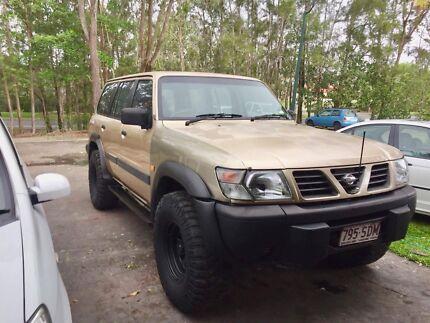 99' Nissan GU Patrol