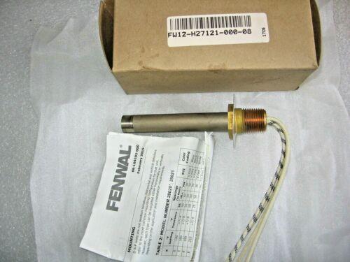 Kidde Fenwal  12-H27121-000-08 Detect-A-Fire 600 Deg. N.O. Heat Activated Sensor