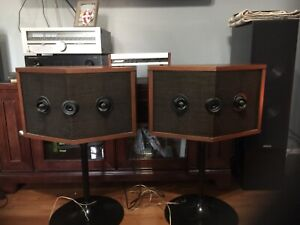 BOSE 901 IV SPEAKERS STANDS AND EQ