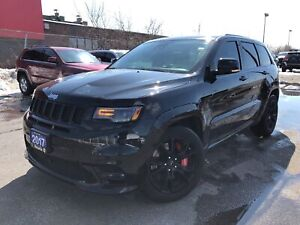 2017 Jeep Grand Cherokee SRT**PANORAMIC SUNROOF**NAV**BACK UP CA