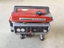 kawasaki camping generator Kalgoorlie Kalgoorlie Area Preview