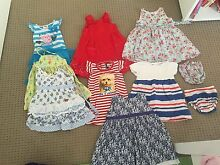 Selection of branded girls dresses size 1-2 Hope Island Gold Coast North Preview