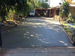 Any concrete job Berrimah Darwin City Preview