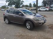 """2009 Nissan Murano Auto """"FREE 1 YEAR WARRANTY"""" Queens Park Canning Area Preview"""