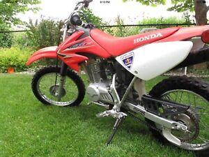 2010 crf 80