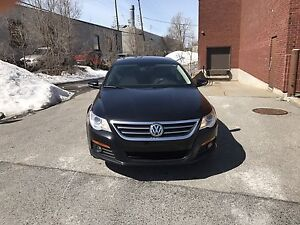 VOLKSWAGEN CC 2011 TSI SPORTLINE AUTOMATIC BLUETOOTH LEATHER