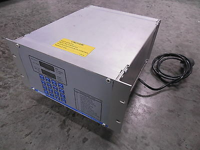 Used Rosemount Model 5100a Co Analyzer Control Unit 1u05699g01