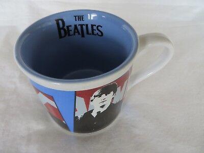 The Beatles Coffee Tea Mug Cup 2006 Apple Cords Ltd  #8479