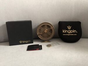 Kingpin Sovereign Float Reel - Bronze - 4 7/8""