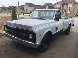 1970 C10 CHEVROLET ***Project Tuck ***