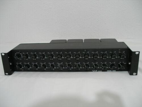 White Instruments 4004 Passive Equalizer EQ Vintage Rack Audio - Tested Works
