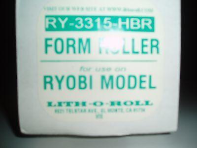 Ryobi 33023304 H Crestline Water Form Roller Ry-3315-hbr
