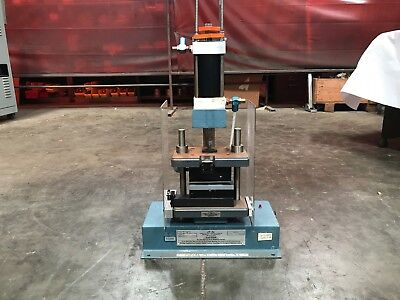 Jt M Janesville Tool Pneumatic Press Model A-2066