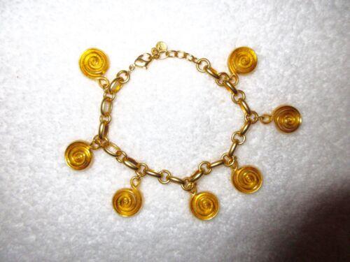 MMA Swirl Bracelet Metropolitan Museum GP Roman Greek Ancient Retired --Superb!