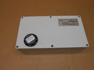 1 Li-cor Li-1800 Li1800 Portable Spectroradiometer 0.25a 250v