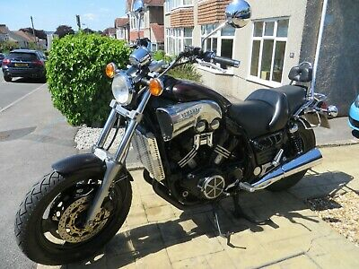 1988 Yamaha V-Max 1200 Full Power import