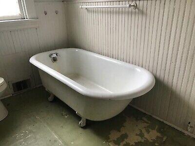 french bathroom bathtub clawfoot bath 2PC Wooden free standing signs set