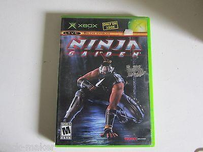 Used, Ninja Gaiden (Microsoft Xbox, 2004) no manual for sale  Shipping to Nigeria
