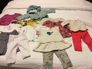 13-pc Spring Clothing (Size 3M)